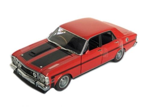 1:24 Trax Ford Falcon XW GTHO Phase II in Candy Apple Red