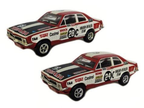 1:43 Track Bathurst 1972 Twin Set - 24 C and 28C