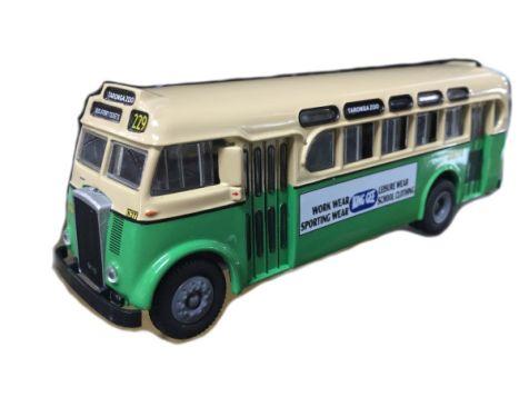 1:76 TRUX - 1939 Albion Venturer Double Deck Bus - Route 150 - TX2C