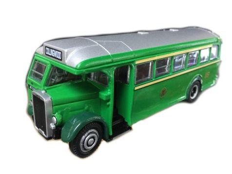 1:76 TRUX 1939 Leyland Tiger TS8 Single Deck Bus TX12