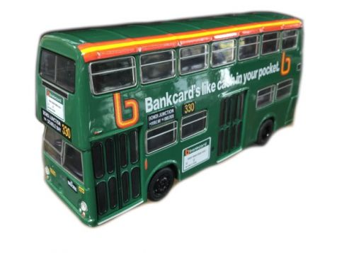 1:76 TRUX 1970 Sydney Atlantean Double Decker Bus Bankcard TX17E